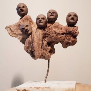Sculpture - Michel Sperandio